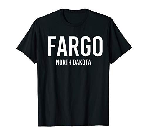 FARGO NORTH DAKOTA ND USA Patriotic Vintage Sports