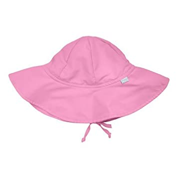 07124a17fbb Image Unavailable. Image not available for. Color  i play. Baby Unisex  Solid Brim Sun Protection Hat ...