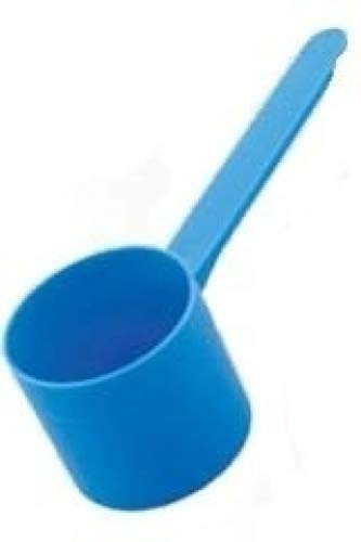 2 Ounce Measure Candy Scoop (Blue) Scoops from WeddingManor.com 8011