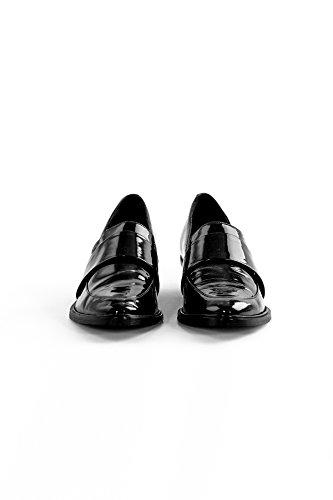 Rachel Zoe Blanca Femmes Mocassins (8,5 M, Brevet Noir)