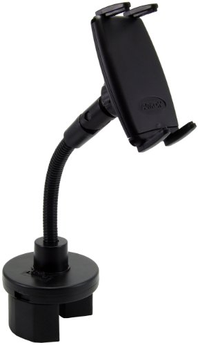 Arkon Slim-Grip Cup Holder Mount with Flexible Gooseneck Shaft for BlackBerry, HTC, Motorola, Palm, Nokia, LG, Samsung and Sony Smartphone's