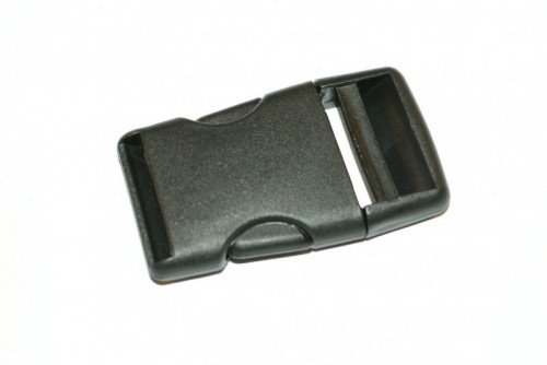 10 Steckschliesser fuer Gurtband 20mm breit BAENDER24