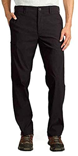 UB Tech by UnionBay Mens Classic Fit Comfort Waist Chino Pants