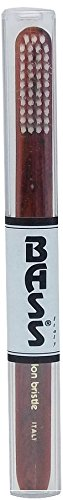 Pearl Nylon Bristle Toothbrush toothbrush by Bass - Pearl Pro Bass