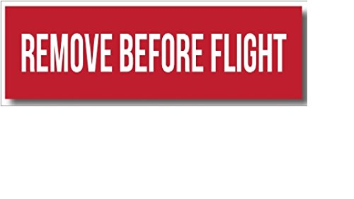 - Squadron Products Remove Before Flight' Hat Patch Clothing