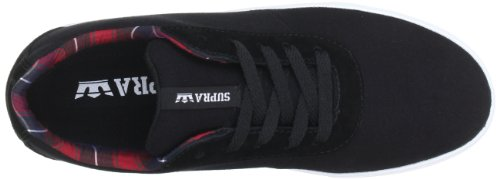 Supra STRIKE S84001 Herren Sneaker Schwarz (Blk)