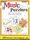 Music puzzlers, book 1: Makes learning about music more enjoyable