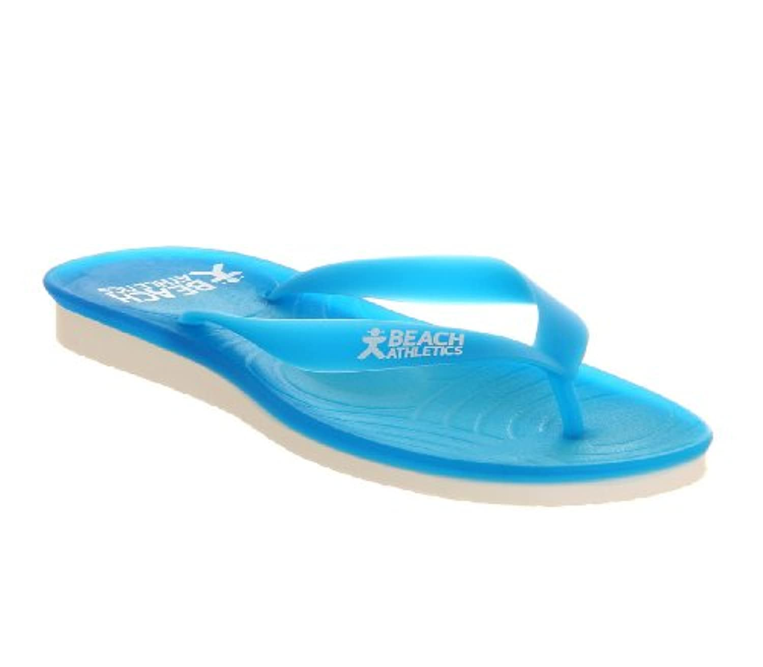 Beach Athletics Sttropez Flip Flop Turq Rubber - 6 UK