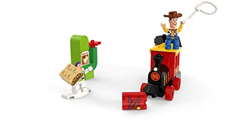 312k2a1E0RL - LEGO DUPLO Disney Pixar Toy Story Train 10894 Building Blocks (21 Piece), New 2019