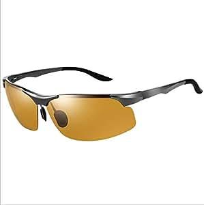 Nuevas Gafas de Sol Que cambian de Color con visión Nocturna ...
