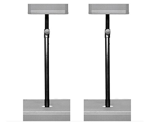 2x JBL SS3-BK Speaker Pole (JBL-Direct B-Stock)