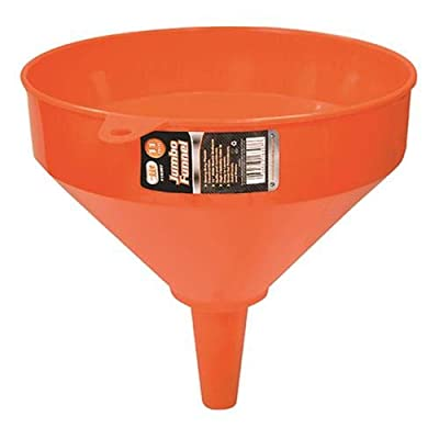 "IIT 16307 10"" Jumbo Plastic Funnel,: Home Improvement"