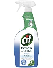 Cif Power & Shine Sprey Temizleyici Banyo Kireç ve Sabun Kirlerini %100 Çözer 750 ML 1 Adet