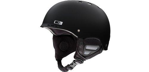 Smith Optics Unisex Adult Holt Snow Sports Helmet (Matte Black, -