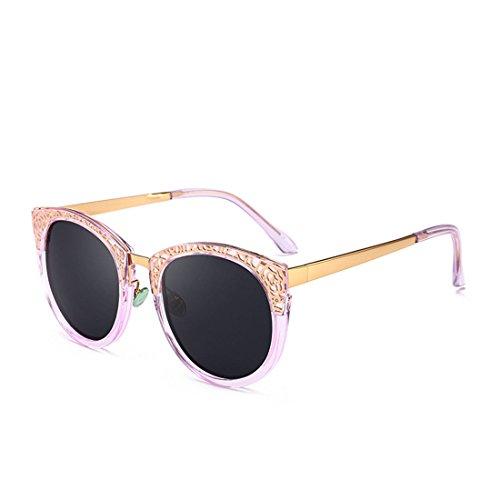 Caja la Sol Grande D de Las C Gafas de Gafas Moda en GCC 8Fwzn
