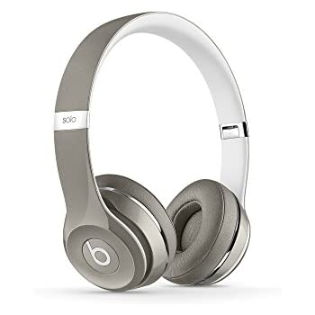Amazon.com: Beats Solo2 Wired On-Ear Headphone, Luxe