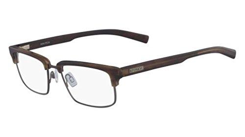 Eyeglasses NAUTICA N 8139 219 MATTE BROWN HORN