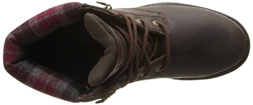 Caterpillar Women's Kenzie Steel Toe Work Boot, Bark, 9 M US by Caterpillar (Image #8)