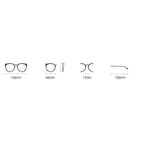 de libre colorido miopía gafas gafas playa espejo Ms gafas al gafas sol sol de espejo circulares personalidad sol reflexivo de compras marco aire de sol poligonal Gafas conducción viajes 05 Prot medio de BwaWpPPgq
