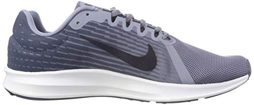 8 Obsidian Sneakers NIKE Basses 402 Diffused Slate Downshifter Multicolore Homme Ashen Blue Black 5xx8a4w