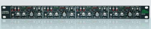 BSS DPR-504 4 Channel Quad Noise Gate / Expander