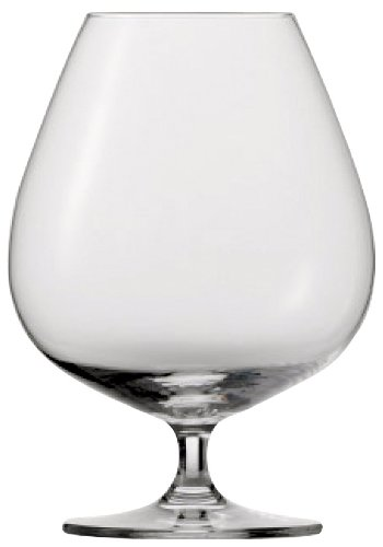 Schott  Zwiesel Tritan Crystal Glass Bar Special, Cognac Glass XXL, 29.8 Ounce, Set of 6