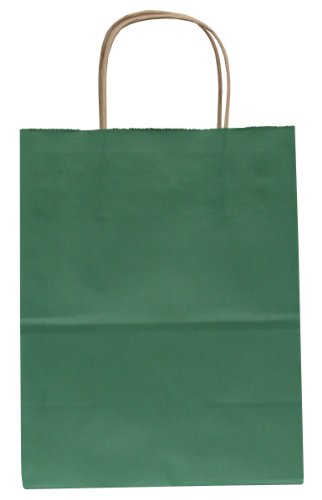 Premier Packaging AMZ-204103 15 Count Colors on White Shopper Gift (Paper Shopper Bag)