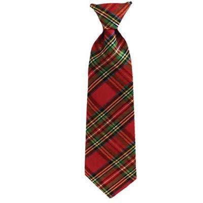 Huxley & Kent - Corbata para Perro, diseño a Cuadros, Color Rojo ...