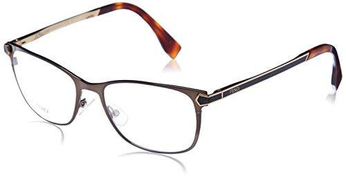 FENDI Eyeglasses 0036 0Scg Brown - Fendi Mens Eyeglasses