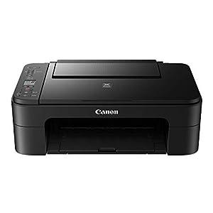 Canon Pixma TS3370s All-in-One Wireless Inkjet Color Printer (Black)