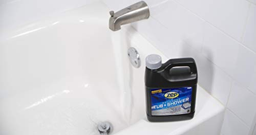 Zep Advanced Tub and Shower Drain Opener Gel 32 ounce U49210 (Case of 12) by Zep (Image #8)