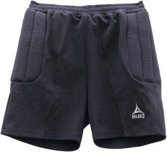 Select Sport America Youth Hamburg Goalkeeper Shorts, Black, Medium ()