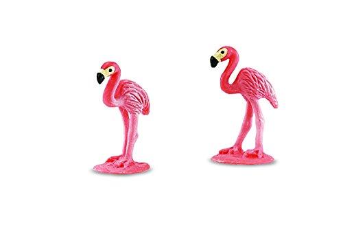 Safari Ltd. - Good Luck Minis - Glücksminis - Flamingos 1 Dose = 192 Stück
