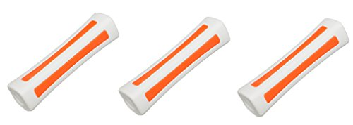 (3 Pack) Petstages Beyond Bone Synthetic Chew Dog Toy White, ()