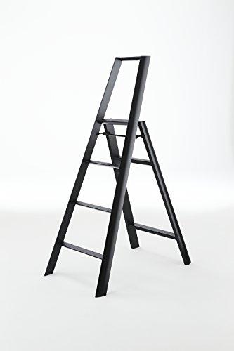 - Hasegawa Ladders  Step Ladder, Black