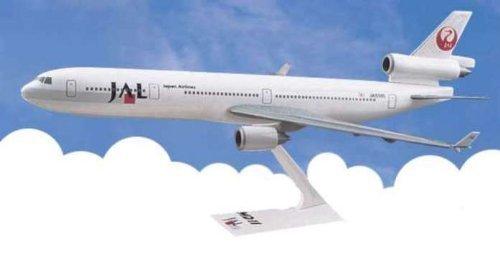 Daron LP3411 1/200 Scale Plastic Jal Japan Airlines