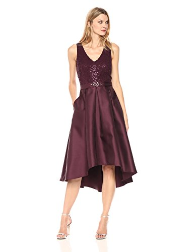 Sl Fashions - S.L. Fashions Women's Fit and Flare Party Dress, fig, 14