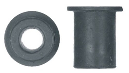 25 10-32 Rubber Well Nuts For 3//8 Hole