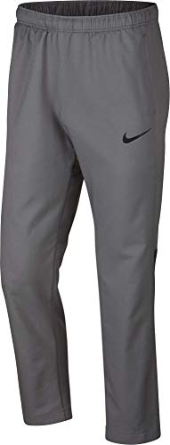 NIKE Men's Dry Woven Team Training Pants (Gunsmoke/Black, XX-Large) ()