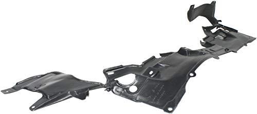 Front Engine Splash Shield For 2012-2015 Honda Civic 2013-2015 Acura ILX