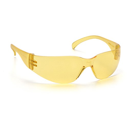 Rugged Blue Diablo Safety Glasses (Yellow 1 - Prescription Rugged Glasses