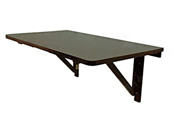 Sobuy Large Size Wall Mounted Drop Leaf Table Folding Kitchen
