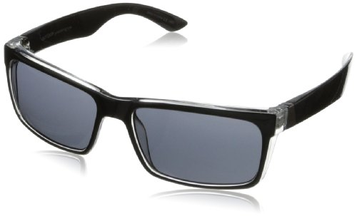Dot Dash Lads Sunglasses,Black Clear,56 mm