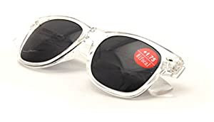 V.W.E. Clear Bifocal Outdoor Reading Sunglasses - Comfortable Stylish Simple Readers