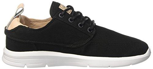 Vans Ua Brigata Lite, Zapatillas para Hombre Negro (C And L Black)