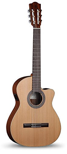 Alhambra 1OP-CW-US Open Pore Cutaway Series Guitar