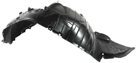 CarPartsDepot 378-35137-12 Front Fender Liner Splash Shield Passenger Right Side MI1251110