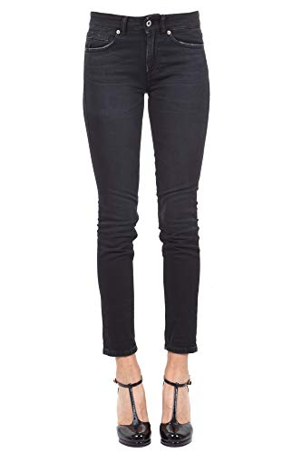 Donna Dondup Nero T69 Bs0009 Dp238 Jeans RzCT5q