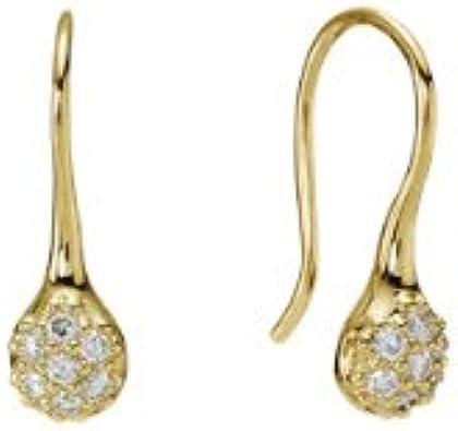 Pandora - Orecchini pendenti da donna, oro giallo 18k (750), cod ...