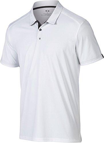 Oakley Men's Divisional Polo, Large, - Sale Oakley Shop